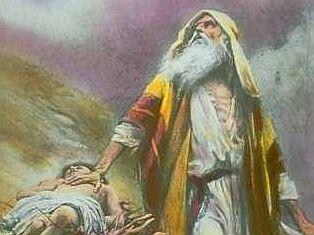 """Вера Авраама // Тема недели """"Поклонение в Книге Бытие: две группы поклоняющихся""""."""