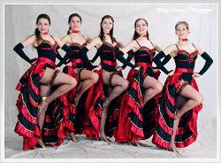 Девушки танцуют задирают ноги фото 240-318