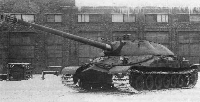 «Тигр» против «Иосифа Сталина-2»: